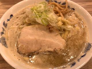 くじら食堂 - くじら食堂(特醸味噌ラーメン)