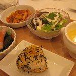 レストラン シャフォンテ - キッズプレート¥1500