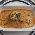 BISTRO SOMA - 真鯛のソテー(グラタン仕立て)