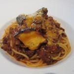 Furutoshi - 茄子のボロネーゼ