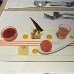 Furutoshi - デザート盛り合わせ
