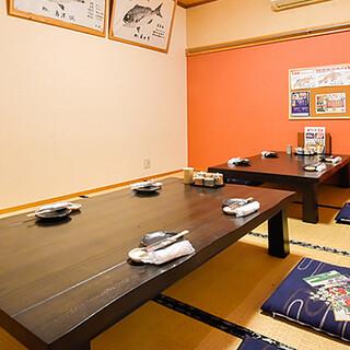 温かみのある和空間で、愛情たっぷりのお料理をお届けします!