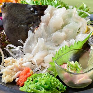 獲れたてピチピチ!鮮度抜群の海鮮料理を贅沢にご堪能ください♪