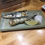 たこ安 - 秋刀魚超絶イイね