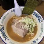 天鳳 - 「醤油ラーメン」800円