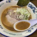 天鳳 - 濃厚なスープ