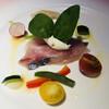Hoterumikurasu - 料理写真:縞鯵のマリネ
