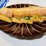 パン工房 リップカレント - カスクート(レタス・ハム・チェダーチーズ)