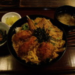 14191869 - 宮島丼 850円