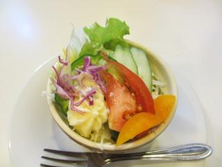 アザミ - サラダ