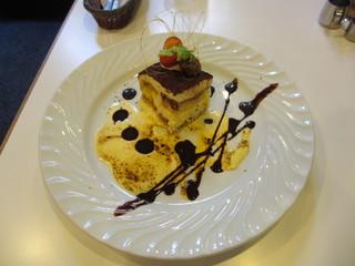 アザミ - イタリア風チーズケーキ