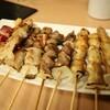 やきとり王将 - 料理写真:焼鳥は60~150円