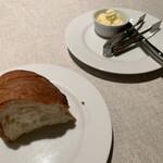 Puropera - ランチのパン
