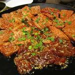 備長炭焼肉 東秀苑 - ロース・カルビ・みすじ・ハラミ等の 焼肉