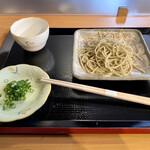 染地台 藪蕎麦