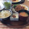 Youshokukatsui - 料理写真:ビーフカツレツ定食全容