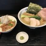 141924148 - ラーメン+ミニ丼