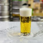 ビールスタンド重富 - マイルドつぎ(重富オリジナル)