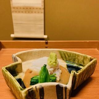 日本料理山崎 - 料理写真:料理(例)
