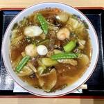 じゅらく - 広東麺 (1,080円)
