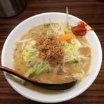 誠屋 - 味噌野菜タンメン850円