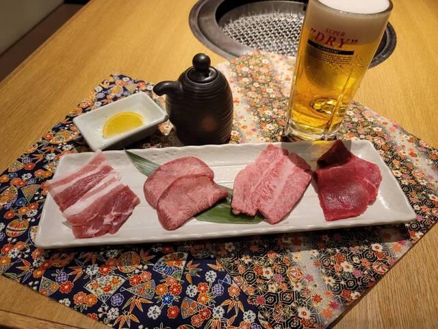 焼肉 大井ビーフ苑の料理の写真