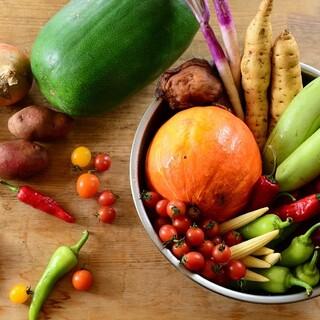 作り手の想いも美味しさに!食材と向き合う温かな一皿