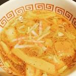 中華そば きび - つけ麺
