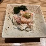 魚真 - カニ