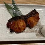魚真 - 鰆料理