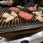 黒松家餃子 -
