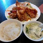 珍満賓館 - 料理写真:
