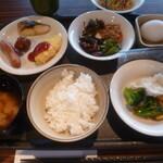 ブリーズベイホテル - '20/11/25 朝食
