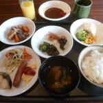 ブリーズベイホテル - '20/11/26 朝食