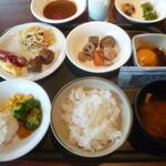 ブリーズベイホテル - '20/11/27 朝食