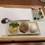 白釜飯 純豆腐火鍋 まん馬 - セット