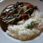14197559 - 2012.5 旬の山菜カレー