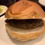 141973485 - 【ほそやのハンバーガー…350円】2020/10