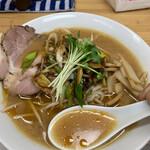 ラーメンみすゞ - スープ