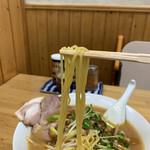 ラーメンみすゞ - 麺