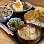 四季の里・信州 - 料理写真: