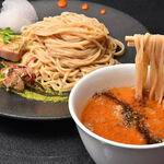 Japanese Soba Noodles 蔦 - 料理写真:フォンド和牛つけ麺
