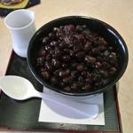 茶房CoCo - 小豆かん 2012.8