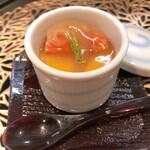 Sousakuryourisakura - フカヒレとズワイガニの茶碗蒸し