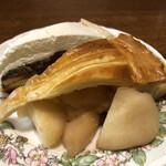 マミーズ・アン・スリール - 紅玉のアップルパイとバナナチョコパイ