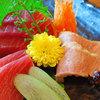 酒蔵 神田っ子 - 料理写真:自慢のまぐろ三点盛合せ