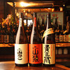 縁側屋 - 料理写真:焼酎・日本酒は種類豊富に取り揃えております
