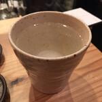 エムイソスタンド - 芋のお湯割り