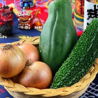【種類豊富】沖縄食材を使った創作料理♪