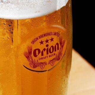 【沖縄名護工場よりお届け】「生」オリオンビールで乾杯!
